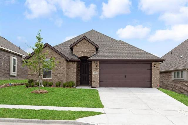 608 Retama Drive, Fort Worth, TX 76108 (MLS #14568650) :: The Heyl Group at Keller Williams