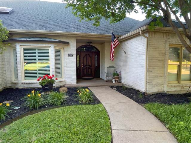 2337 Highlands Creek Road, Carrollton, TX 75007 (MLS #14568964) :: RE/MAX Pinnacle Group REALTORS