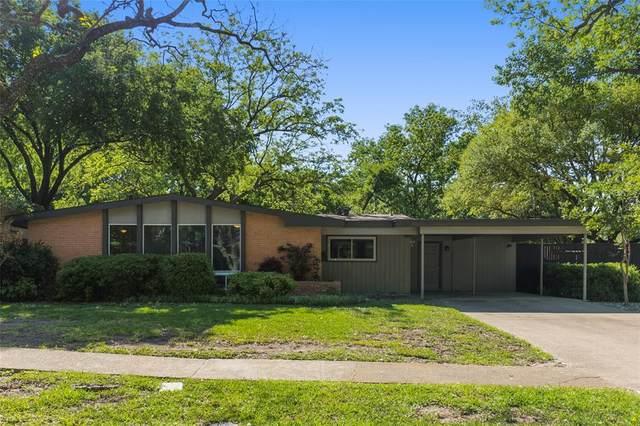 907 Tipperary Drive, Dallas, TX 75218 (MLS #14569022) :: The Kimberly Davis Group
