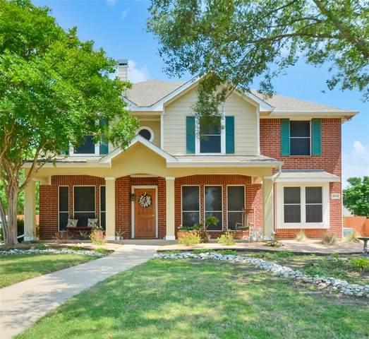 2712 Rocky Creek Drive, Mansfield, TX 76063 (MLS #14569342) :: Wood Real Estate Group
