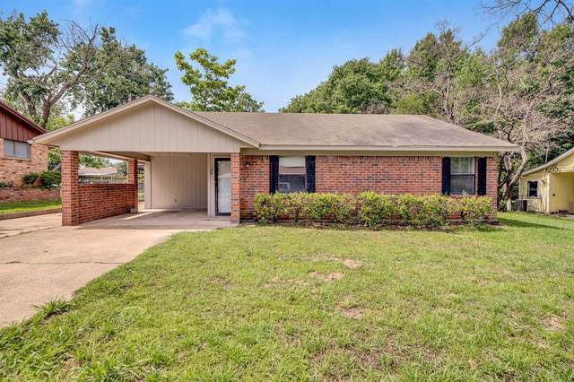 120 Laura Drive, Mineola, TX 75773 (MLS #14569617) :: Real Estate By Design