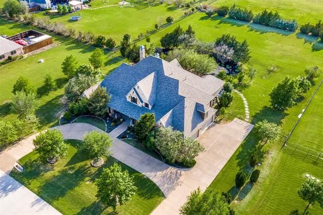 5485 Oak Bend Trail, Celina, TX 75078 (MLS #14569781) :: Premier Properties Group of Keller Williams Realty