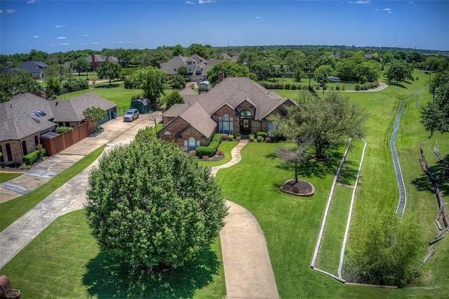220 Sunray Lane, Sunnyvale, TX 75182 (MLS #14569803) :: Premier Properties Group of Keller Williams Realty