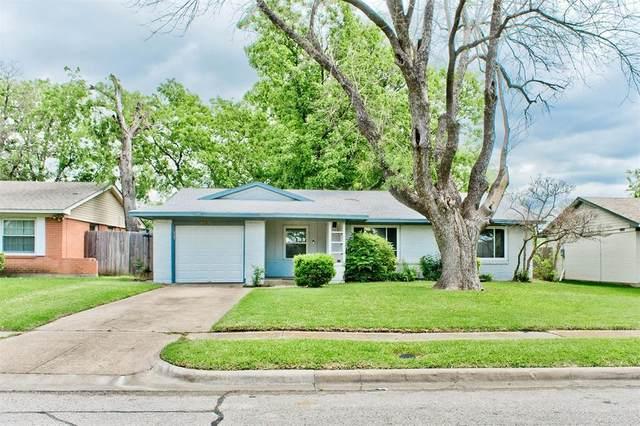 13530 Emeline Street, Farmers Branch, TX 75234 (MLS #14569993) :: All Cities USA Realty