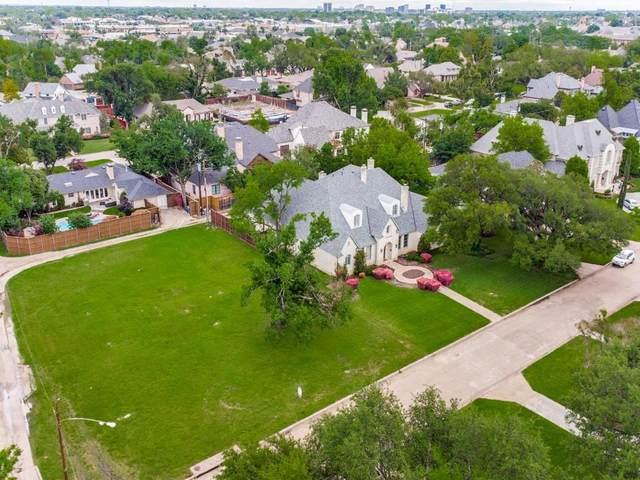 5811 Waggoner Drive, Dallas, TX 75230 (MLS #14570563) :: VIVO Realty