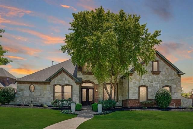 1512 Hawthorne Lane, Keller, TX 76262 (MLS #14570660) :: The Tierny Jordan Network