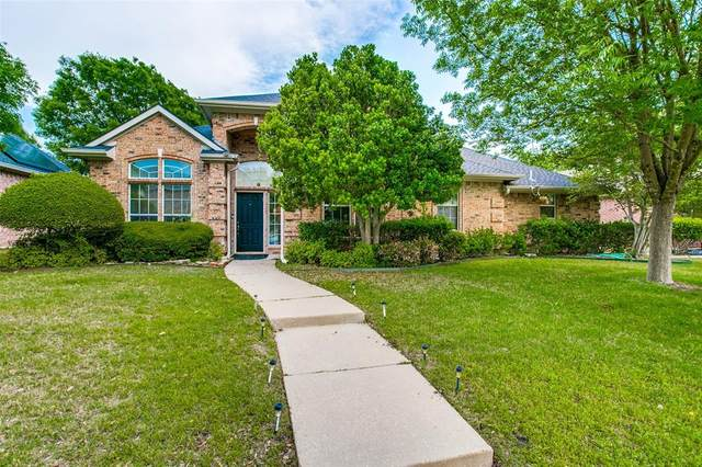 7300 Valley Bend Way, Plano, TX 75024 (MLS #14570710) :: All Cities USA Realty