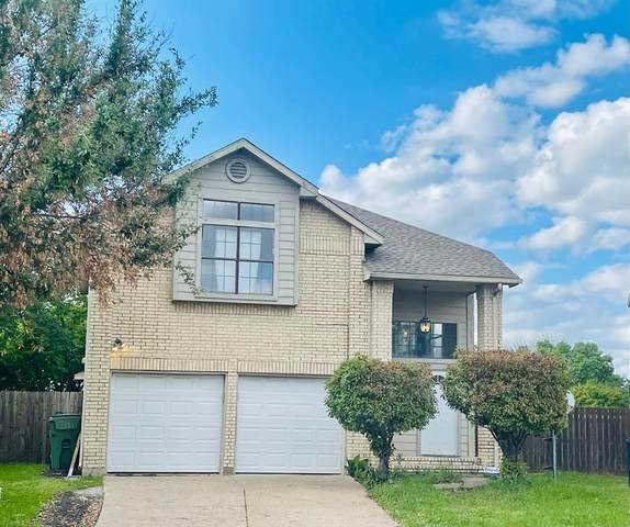 727 Meadowcreek Court, Garland, TX 75043 (MLS #14570716) :: Wood Real Estate Group
