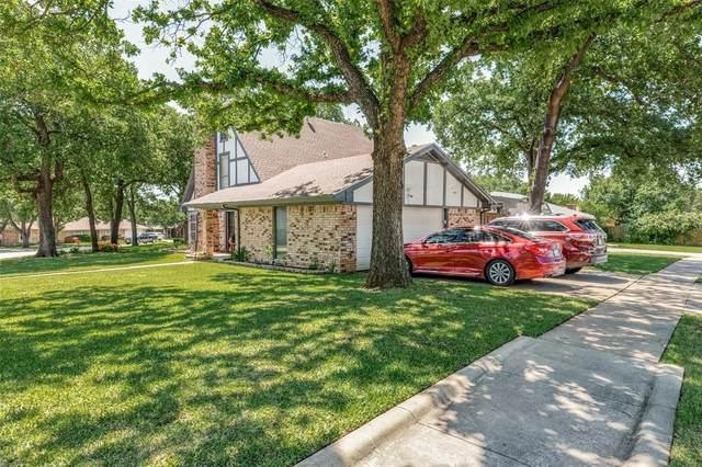 5100 Red River Drive, Arlington, TX 76017 (MLS #14570764) :: Wood Real Estate Group