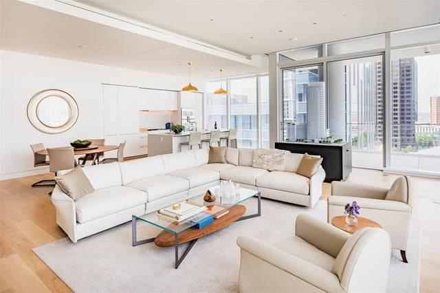 1747 Leonard Street #803, Dallas, TX 75201 (#14570819) :: Homes By Lainie Real Estate Group