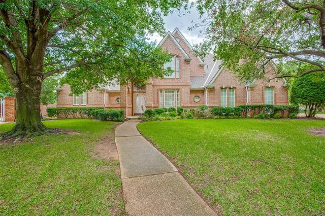 3613 Cotswold Court, Colleyville, TX 76034 (MLS #14570971) :: Front Real Estate Co.