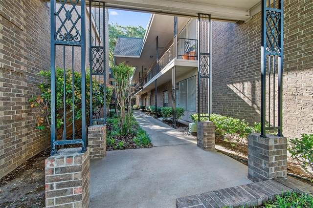 4428 Harlanwood Drive #106, Fort Worth, TX 76109 (MLS #14571237) :: The Mitchell Group