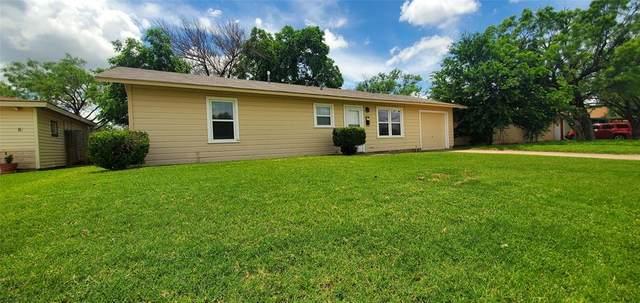 3257 Vogel Street, Abilene, TX 79603 (MLS #14571243) :: Rafter H Realty