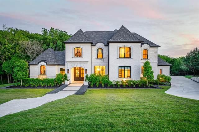 901 Cedar Shores Drive, Heath, TX 75032 (MLS #14571286) :: Premier Properties Group of Keller Williams Realty