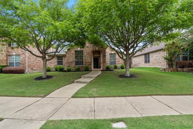 10470 Coach House Lane, Frisco, TX 75035 (MLS #14571438) :: Wood Real Estate Group