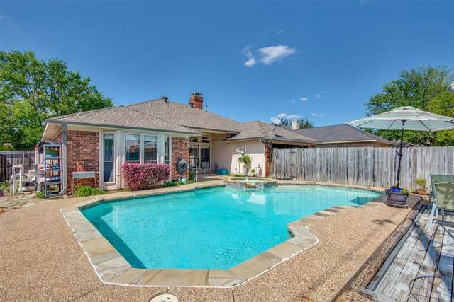 1404 Brookside Drive, Allen, TX 75002 (MLS #14571446) :: Premier Properties Group of Keller Williams Realty