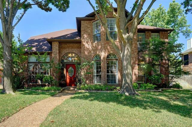 8013 Kristina Lane, North Richland Hills, TX 76182 (MLS #14571510) :: Craig Properties Group