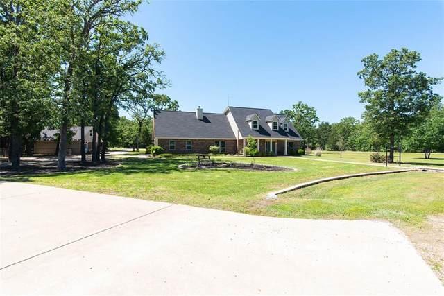 4275 Timber Creek Lane E, Greenville, TX 75402 (MLS #14571516) :: The Kimberly Davis Group
