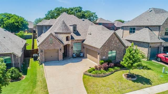 221 Waterview Court, Hickory Creek, TX 75065 (#14571552) :: Homes By Lainie Real Estate Group