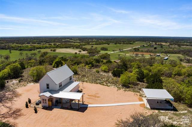 8425 County Road 352, Blanket, TX 76432 (MLS #14571570) :: Real Estate By Design