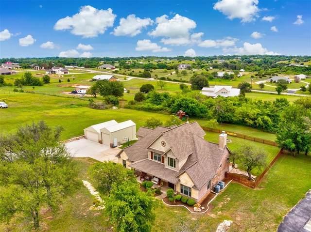 233 Canyon Creek Circle, Weatherford, TX 76087 (MLS #14571666) :: Real Estate By Design
