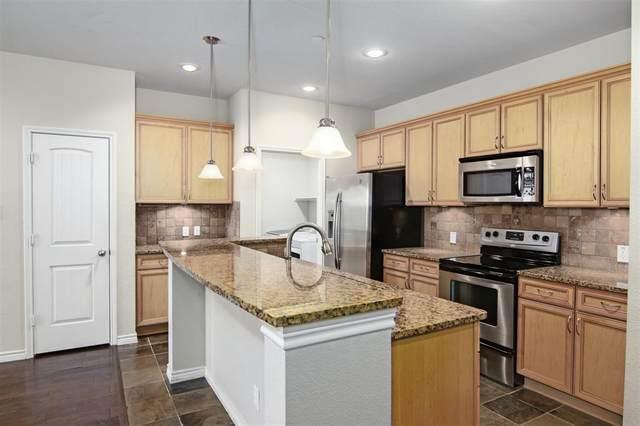 950 Henderson Street #1220, Fort Worth, TX 76102 (MLS #14571709) :: Premier Properties Group of Keller Williams Realty