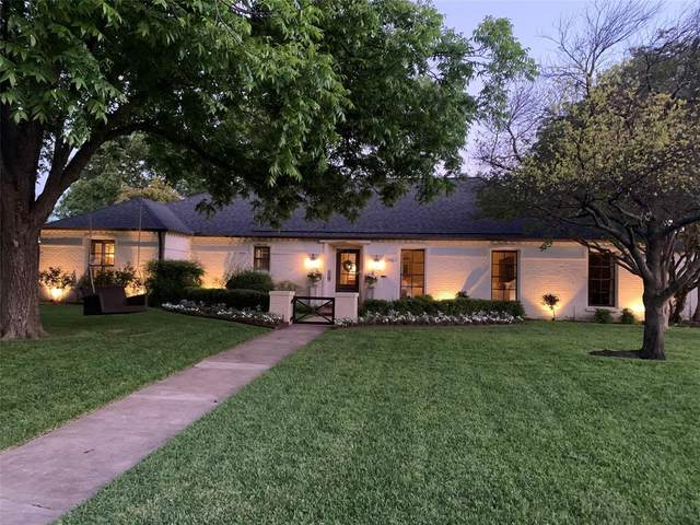 5916 Meadowcrest Drive, Dallas, TX 75230 (MLS #14571728) :: All Cities USA Realty