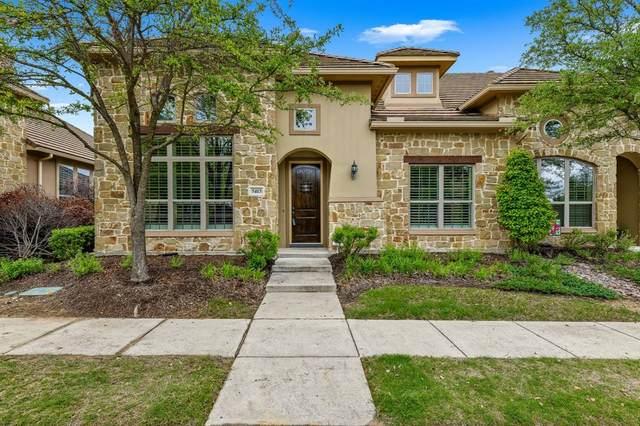 5413 Rowlett Creek Way, Mckinney, TX 75070 (MLS #14571852) :: The Good Home Team