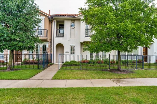 6769 Cabrillo #45, Irving, TX 75039 (MLS #14572109) :: The Good Home Team
