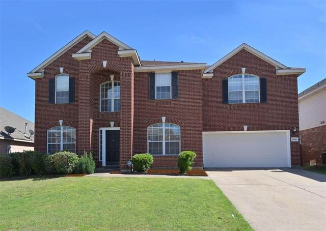 2407 Ranchview Drive, Grand Prairie, TX 75052 (MLS #14572144) :: RE/MAX Landmark