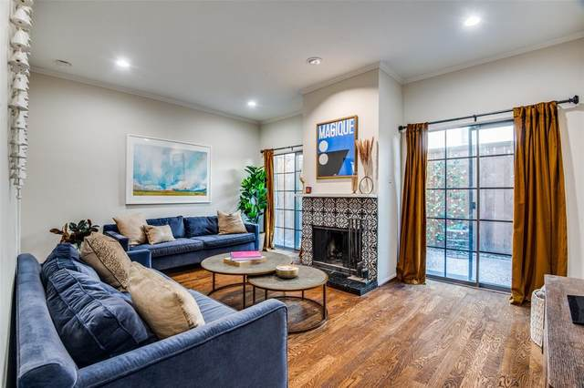 3817 Rawlins #106, Dallas, TX 75219 (MLS #14572469) :: All Cities USA Realty
