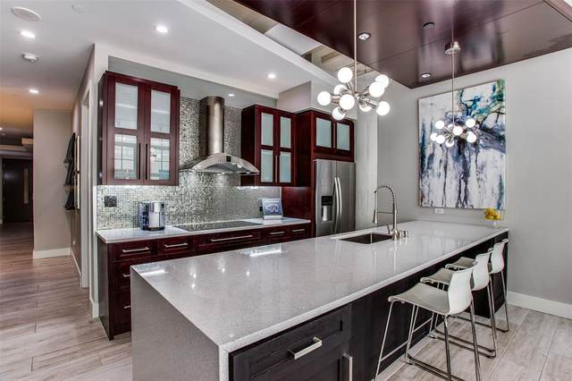 2600 W 7th Street #1305, Fort Worth, TX 76107 (MLS #14572525) :: All Cities USA Realty