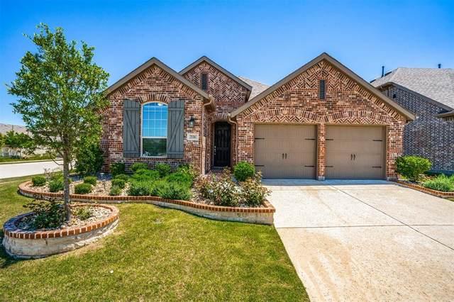 2116 Sutton Park Avenue, Prosper, TX 75078 (MLS #14572637) :: EXIT Realty Elite