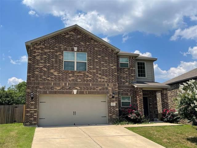 1109 Oak Creek Drive, Hutchins, TX 75141 (MLS #14573070) :: Real Estate By Design