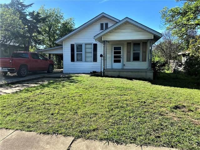 1300 W 10th Street, Cisco, TX 76437 (MLS #14573155) :: RE/MAX Landmark