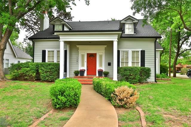 1241 Sayles Boulevard, Abilene, TX 79605 (MLS #14573250) :: 1st Choice Realty