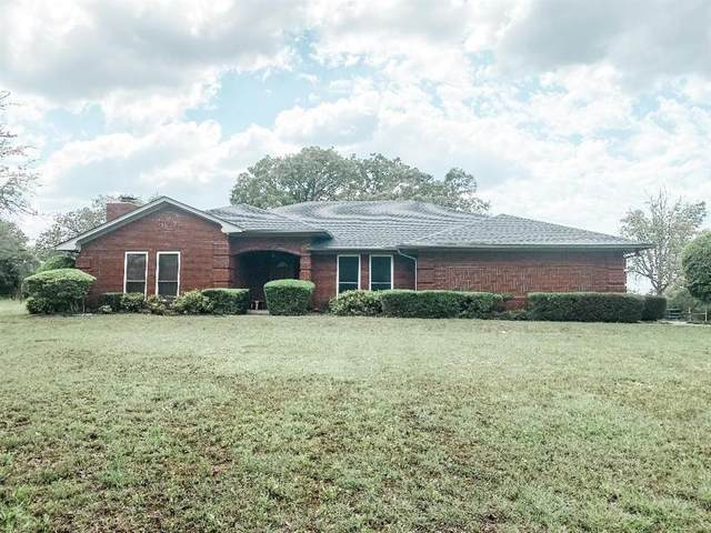 298 Dusty Trail, Mineral Wells, TX 76067 (MLS #14573455) :: All Cities USA Realty