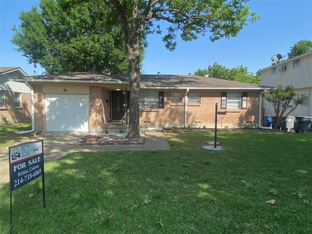 9122 Clearwater Drive, Dallas, TX 75243 (MLS #14573520) :: 1st Choice Realty