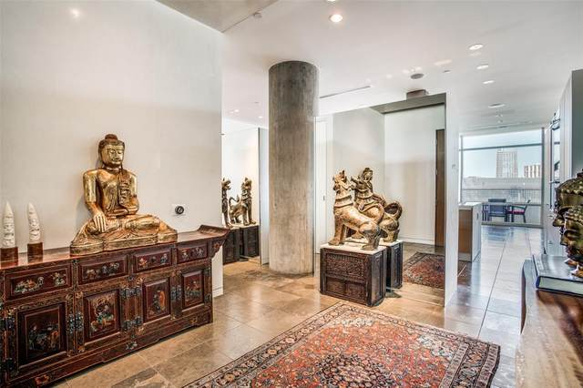 2430 Victory Park Lane #2608, Dallas, TX 75219 (MLS #14573581) :: The Mitchell Group