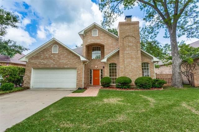 1411 W Mulberry Street, Sherman, TX 75092 (MLS #14573714) :: Real Estate By Design