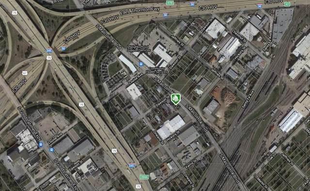 1805 S Malcolm X Boulevard, Dallas, TX 75226 (MLS #14573736) :: Robbins Real Estate Group