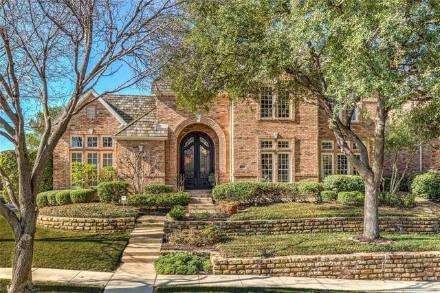 4609 Redwood Court, Irving, TX 75038 (MLS #14573862) :: The Kimberly Davis Group