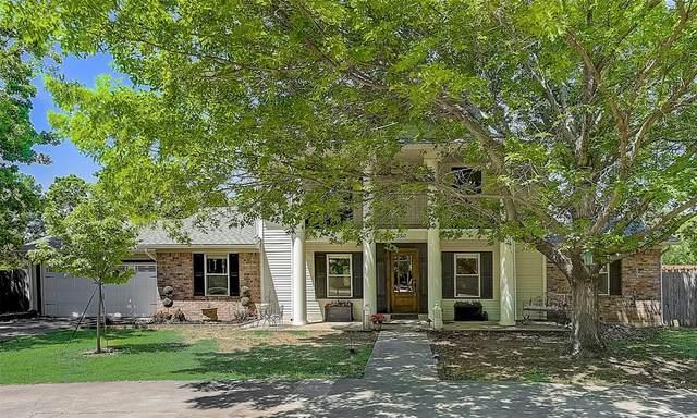 550 Briarwood Drive, Southlake, TX 76092 (MLS #14573876) :: The Mitchell Group