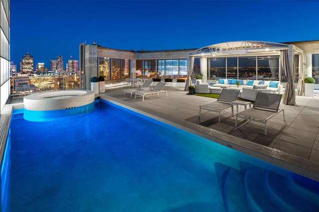 2900 Mckinnon Street #3001, Dallas, TX 75201 (MLS #14573883) :: Robbins Real Estate Group