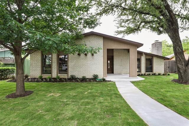 5009 Pemberton Lane, The Colony, TX 75056 (MLS #14573930) :: Real Estate By Design