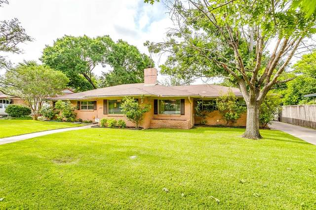 6809 Springhill Road, Fort Worth, TX 76116 (MLS #14574787) :: The Good Home Team