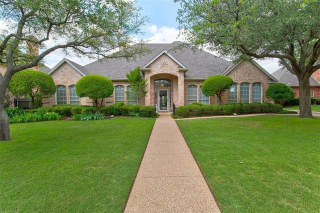 7904 Vista Ridge Drive N, Fort Worth, TX 76132 (MLS #14574815) :: EXIT Realty Elite