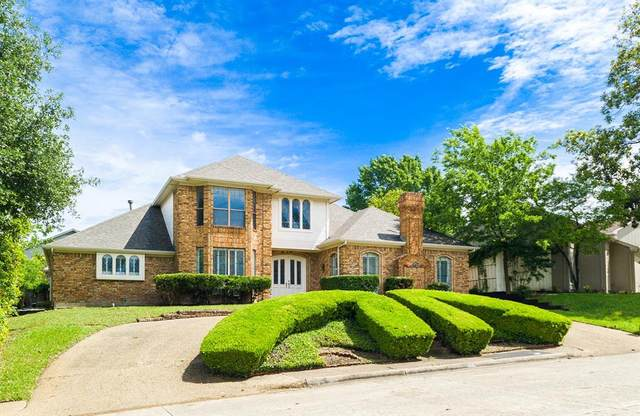 5715 Mapleshade Lane, Dallas, TX 75252 (MLS #14574962) :: All Cities USA Realty