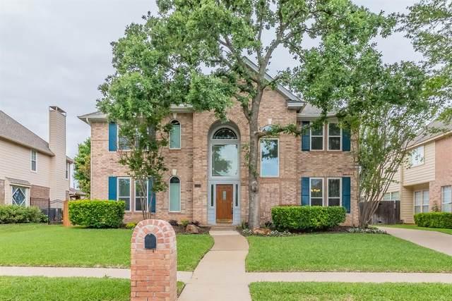 1516 Birchmont Lane, Keller, TX 76248 (MLS #14575251) :: Justin Bassett Realty