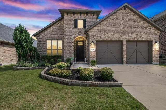 836 Sandbox Drive, Little Elm, TX 76227 (MLS #14575323) :: Real Estate By Design